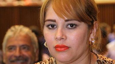 Arrestan en la zona fronteriza de California a Lucero Sánchez, la 'Chapo Diputada'
