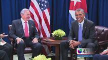 Cubanos de NY reaccionan ante viaje de Obama a la isla