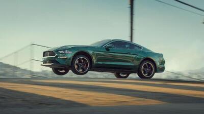 Prueba: Ford Mustang Bullitt 2019, el regreso de la leyenda