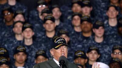 Tres viajes de Trump a Mar-a-Lago cuestan más que el gasto de los transgénero a las fuerzas armadas