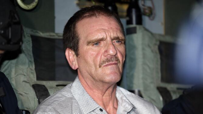Así fue la detención del narcotraficante Héctor 'El Güero' Palma segundos después de salir de prisión