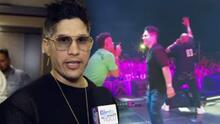 Chyno Miranda reaparece en un escenario junto a Gente de Zona, tras superar sus problemas de salud