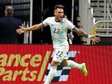 Lautaro Martínez, tercer jugador que le marca 'hat-trick' a México