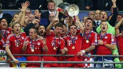UCL Final   La noche en la que el Bayern de Múnich levantó su quinta Champions ante su archirrival, el Borussia Dortmund