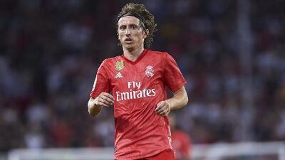 La IFFHS nombró a Modric como el mejor jugador; Courtois fue elegido como el mejor portero