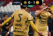 Resumen | ¡Dorados se lleva el triunfo! Vencen 0-1 a Leones Negros