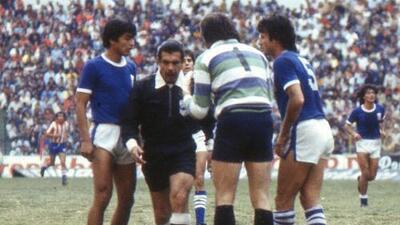 Despedida de Óscar Pérez, al estilo Miguel Marín