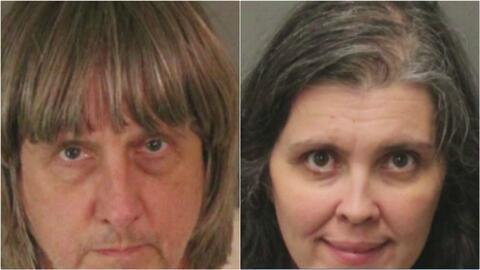 Autoridades investigan a pareja por presuntamente mantener encadenadas a 13 personas en California