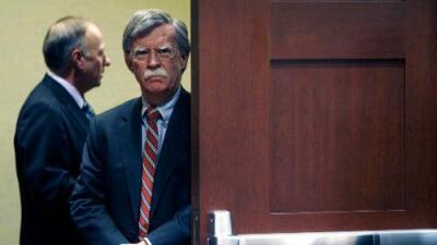 Qué impacto puede tener en la investigación a Trump el posible testimonio del exasesor de Seguridad Nacional John Bolton