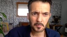 """""""Era una piltrafa"""": Fernando del Solar reaparece en televisión y relata cómo superó la neumonía en el hospital"""