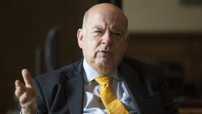 Insulza, nuevo agente de Chile en la demanda marítima