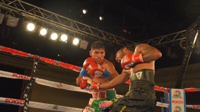 Ricardo Rodríguez se impuso por decisión a David Quijano en Tampa