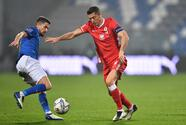 Lewandowski será baja ante Inglaterra y es duda ante el PSG