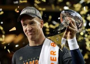 El QB récord de la NFL: Peyton bicampeón