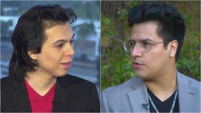 Dos hijos biológicos de Juan Gabriel hablan sobre el rumor de que su padre está vivo