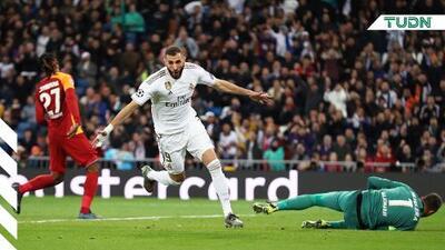 Karim Benzema supera a Alfredo Di Stéfano en Champions League