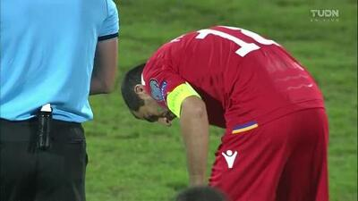 Highlights: Italy at Armenia on September 5, 2019