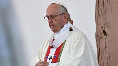 Papa Francisco pidió perdón por los casos de abusos sexuales por parte de sacerdotes