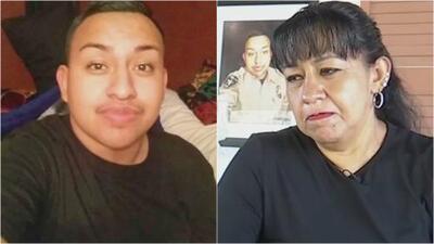 """""""Quiero ver su cuerpo y decirle despiértate"""": Madre de fallecido en tiroteo de Las Vegas"""