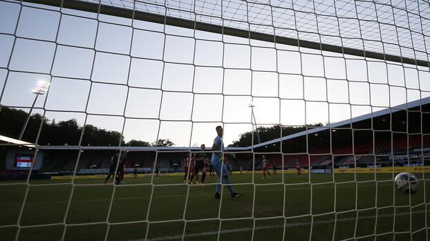Aficionados se 'colaron' al duelo entre Werder Bremen y Heidenheim