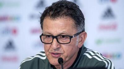 """Juan Carlos Osorio explicó la convocatoria de Antuna y Govea: """"Ojalá puedan impresionarnos"""""""