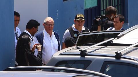 Tras su detención por el caso Odebrecht, Pedro Pablo Kuczynski dice que se trataría de una persecución política