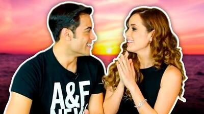 """Carlos Rivera confiesa que no esconde a su novia """"perfecta"""": solo protege la relación"""