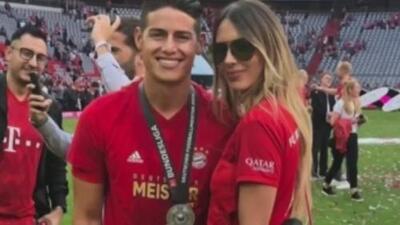 El futbolista James Rodríguez confirma que vive con Shannon de Lima (te mostramos imágenes)
