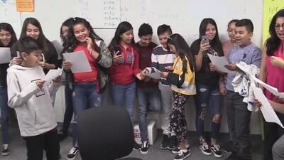 Promueven la lectura en español entre estudiantes de Modesto