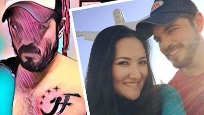 Amor eterno: el viudo de Hiromi rinde tributo a su esposa y bebé con este tatuaje
