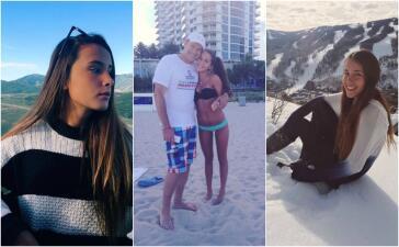 En fotos: Conoce a Hannah, la hija adolescente de Alan Tacher que ya causa celos a papá