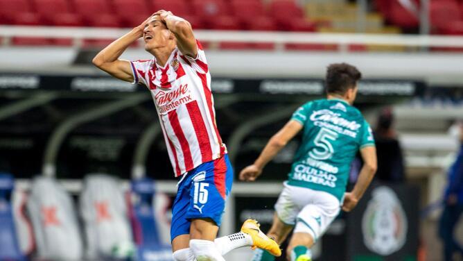 ¿Esperanza? Así le ha ido a Chivas en Semifinales tras empatar la ida