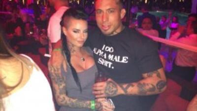 Actriz porno denuncia brutal golpiza por parte de su novio