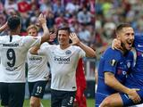 ¡Sorpresa teutona! Eintracht Frankfurt destaca en el XI ideal de la Europa League