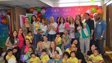 Univision Puerto Rico lleva alegría a niños con Síndrome Down