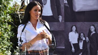 Meghan Markle se apunta un éxito con la línea de ropa que ayudó a diseñar para empoderar a mujeres