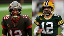 Brady, Rodgers y los demás que buscan descoronar a Patrick Mahomes