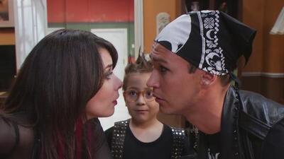 Rocko le enseñó a Morrison cómo tratar a una mujer