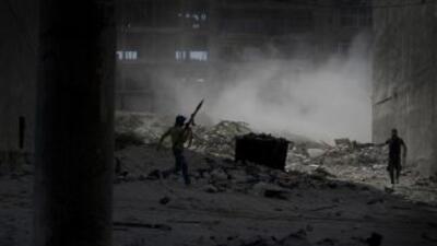 Más de 300 muertos en Siria en la jornada más sangrienta en 18 meses