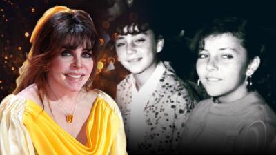 Verónica Castro sorprende al confesar cuál es su mejor recuerdo de la infancia