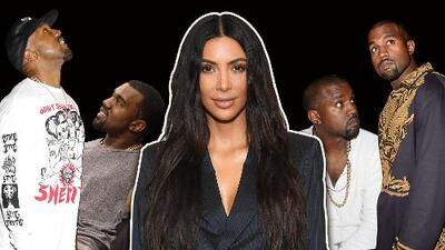Khloé Kardashian no es la única en crisis: reportan que Kim vive un infierno con Kanye West