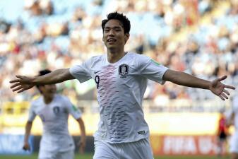 Corea del Sur 'vengó' a México contra Japón y pasó a Cuartos de Final en Mundial Sub-20