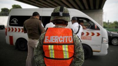 Gobierno de México oficializa el despliegue de la Guardia Nacional para impedir que sigan entrando migrantes indocumentados al país