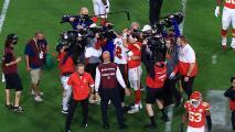 Las emotivas palabras de Mahomes a Brady tras perder el Super Bowl LV