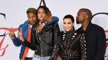 Kim Kardashian se incendió en los CFDA Fashion Awards 2015
