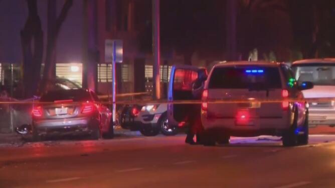 Tres personas heridas de bala, el saldo de un tiroteo reportado en el área de North Miami