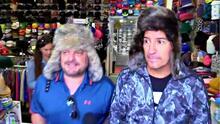 Zamorano y López Salido se fueron de compras para intentar integrarse a la cultura rusa