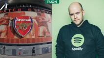 CEO de Spotify está interesado en comprar al Arsenal
