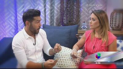 Grenda Rivera se da la limonada con José Santana