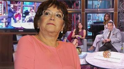 """""""¡Qué ridículos!"""": a doña Rosa Saavedra no le gustó la broma de Carlitos 'el productor' sobre la boda de Chiquis"""